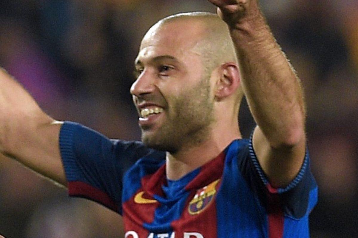Acuerdo Barça-Hebei Fortune para el traspaso de Mascherano