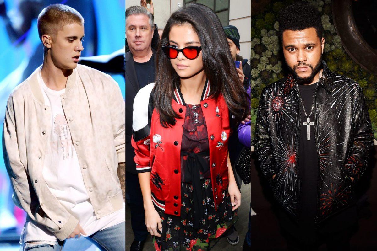 Selena Gomez habla por primera vez sobre su relación con Justin Bieber y The Weeknd