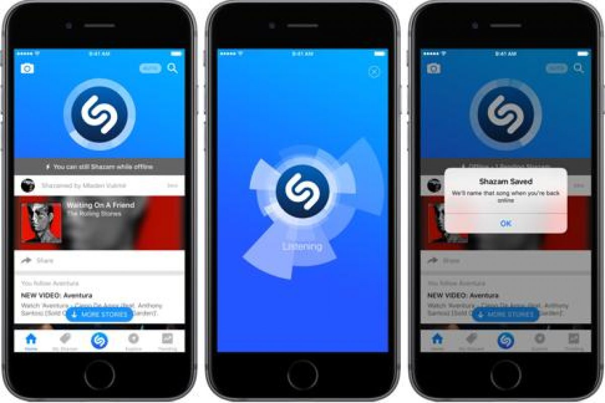 Apple negocia la compra de Shazam