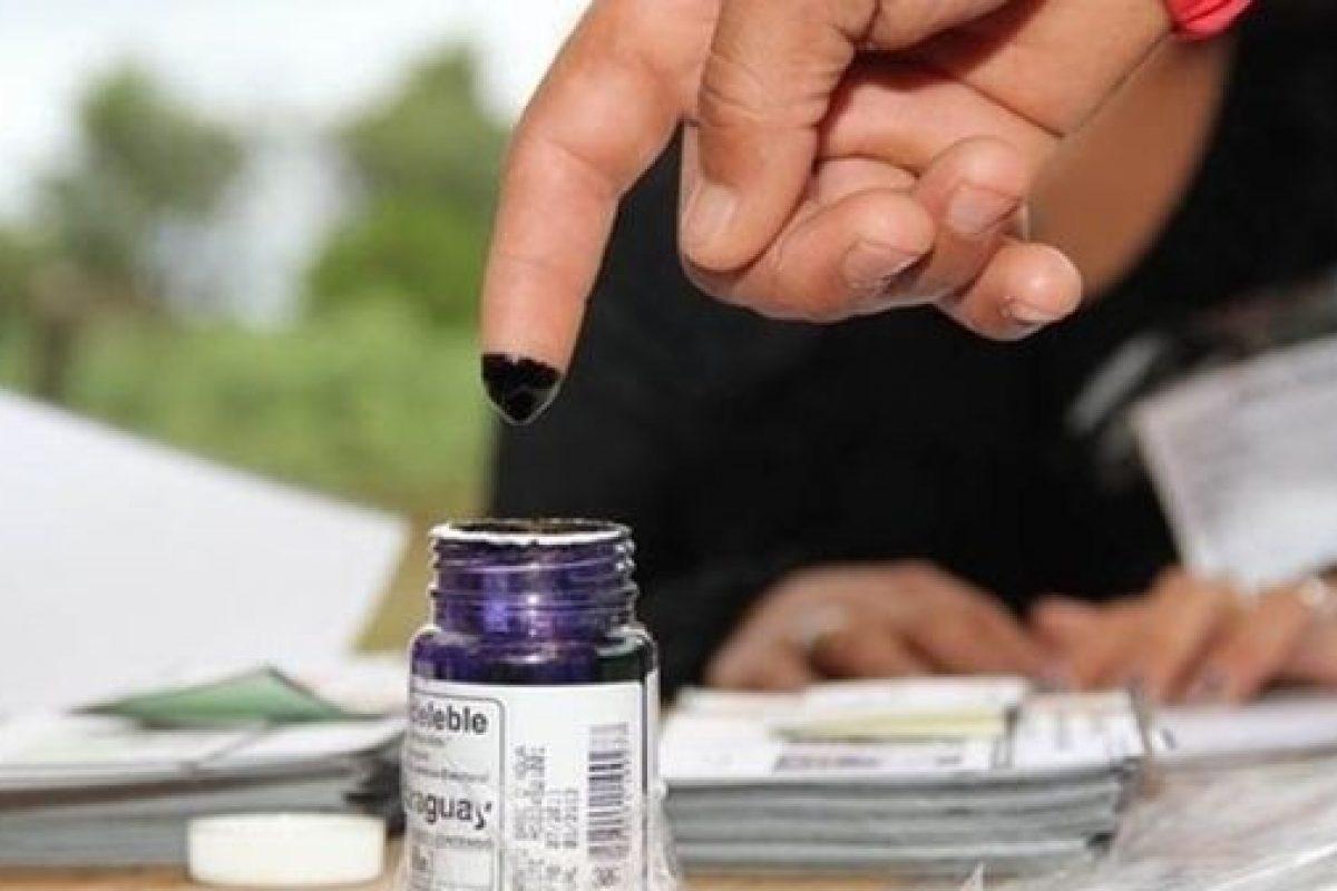 Elecciones Internas: No se puede votar con la contraseña de la cédula.