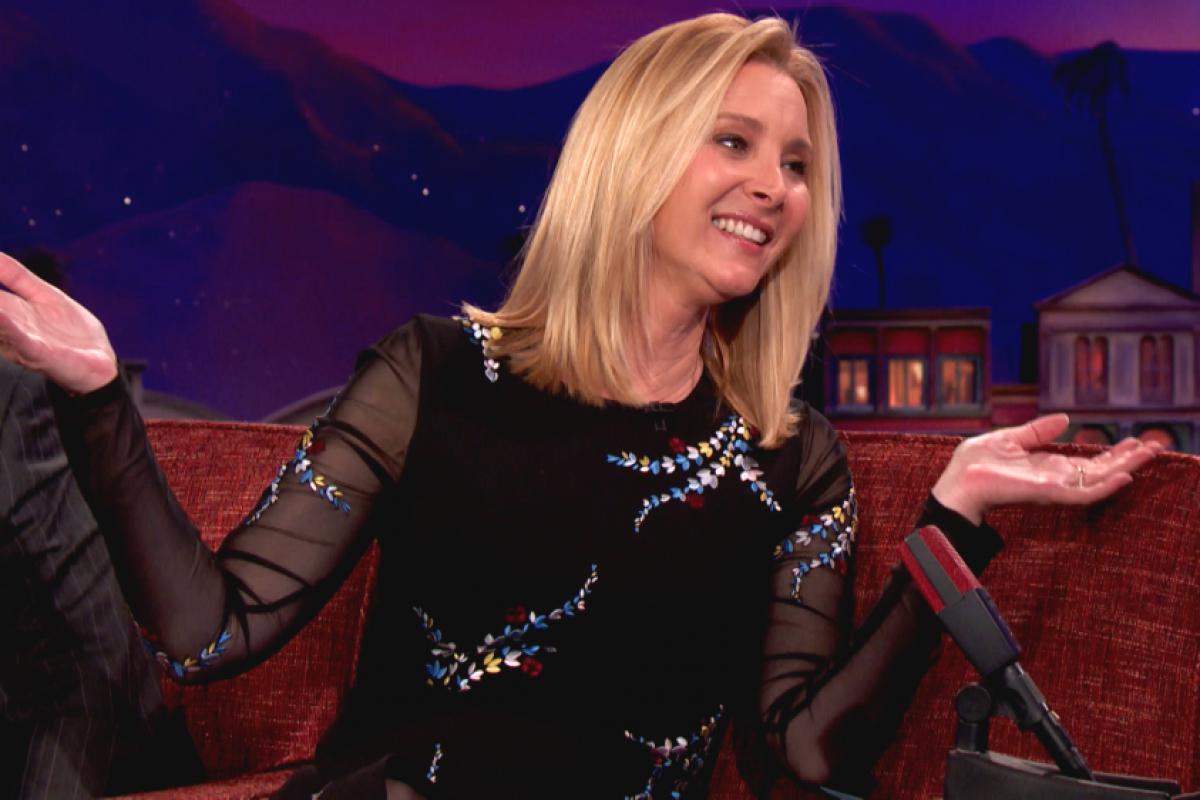 """Lisa Kudrow habla sobre los rumores de reunión de """"Friends"""""""