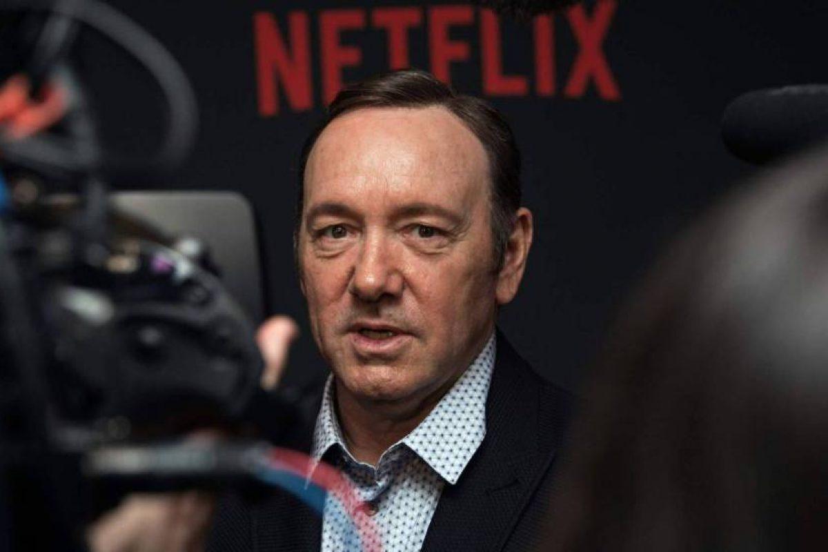 Netflix reveló que perdió $39 millones por el escándalo de Kevin Spacey