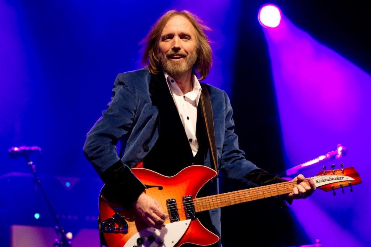 Tom Petty murió a causa de una sobredosis accidental