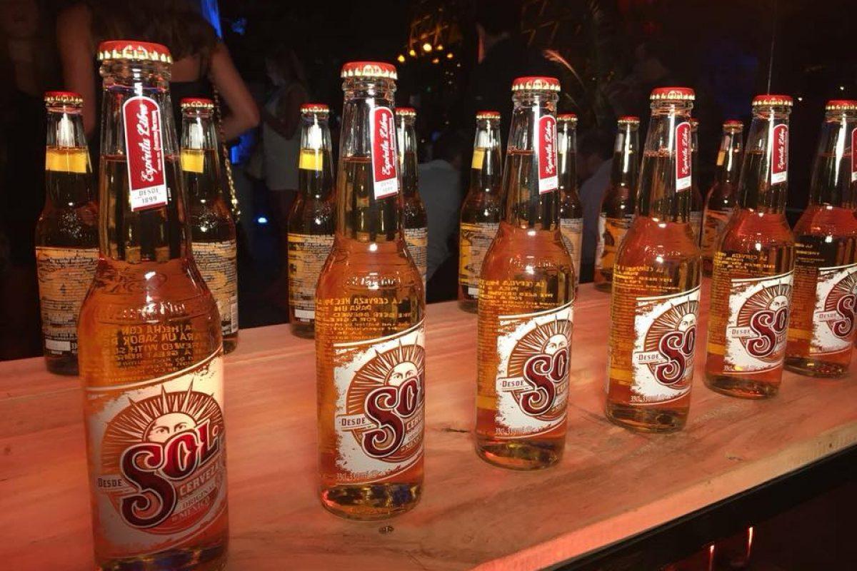 ¡Llegó Cerveza Sol a Paraguay!