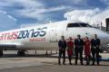 Amaszonas Paraguay inauguró vuelos a Río de Janeiro y Sao Paulo