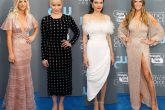 Mirá los mejores looks de los Critic's Choice Awards