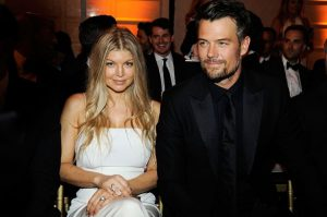 NEW YORK, NY - JUNE 10: Fergie Duhamel and Josh Duhamel attend the amfAR Inspiration Gala New York 2014 at The Plaza Hotel on June 10, 2014 in New York City. (Photo by Rabbani and Solimene Photography/WireImage)