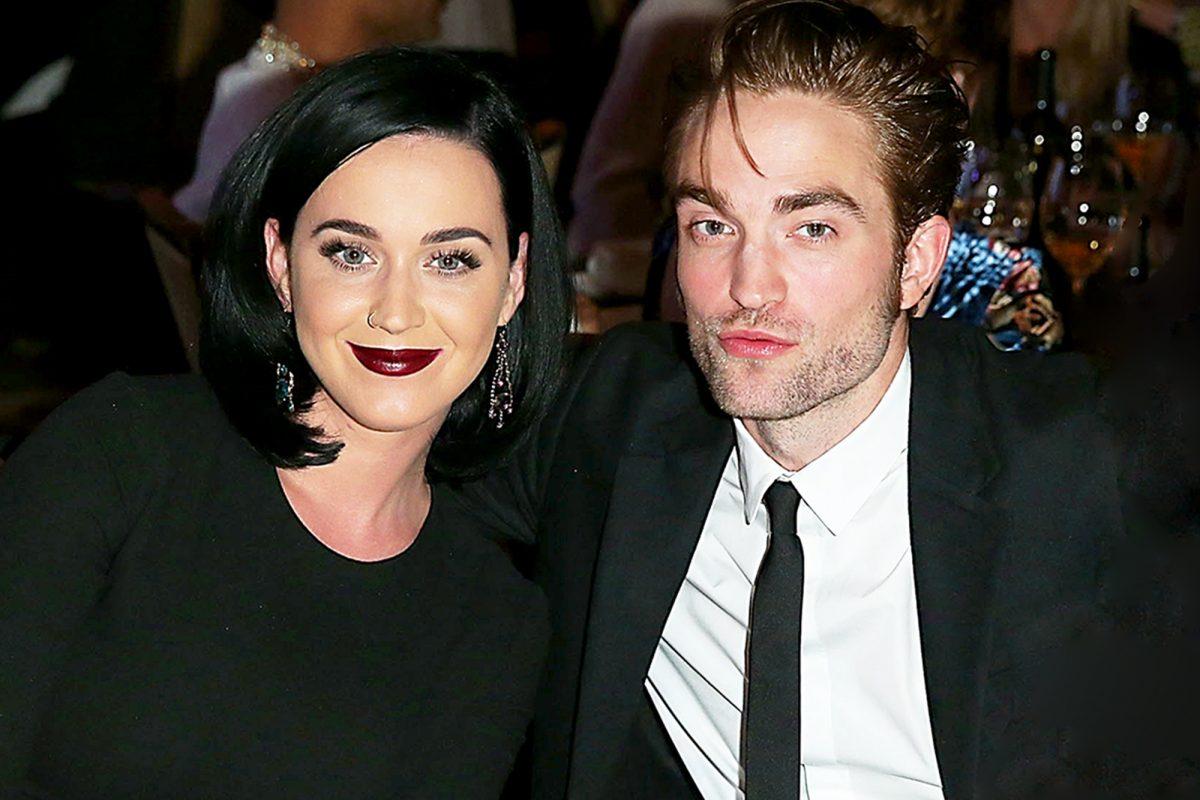 Katy Perry y Robert Pattinson fueron vistos juntos una vez más
