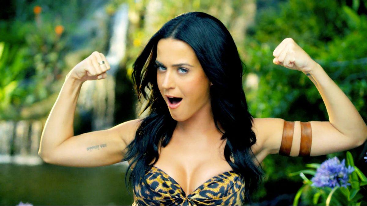Katy Perry rompe récord en YouTube