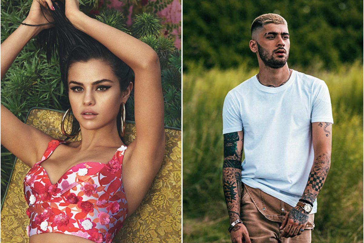 Selena Gomez y ZAYN lanzarían una canción juntos