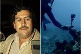 Hallaron submarino que Pablo Escobar usaba para traficar droga