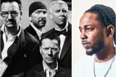 Kendrick Lamar abrirá los Grammys junto a U2
