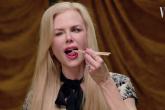 Nicole Kidman revela su talento secreto: ¡Comer insectos!