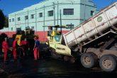 Bachearán calles de Asunción las 24 horas