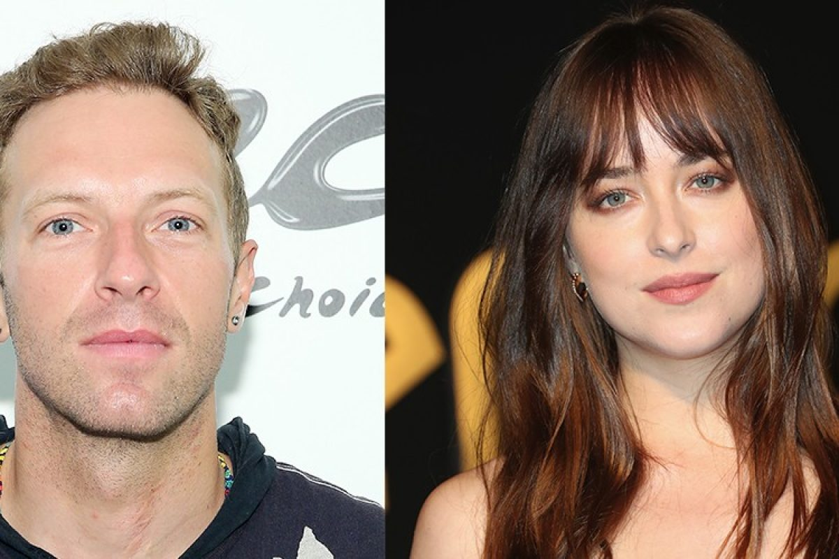Chris Martin y Dakota Johnson pillados juntos en una cita
