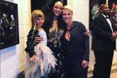 La hija de Pink se declara la fan más grande de Rihanna