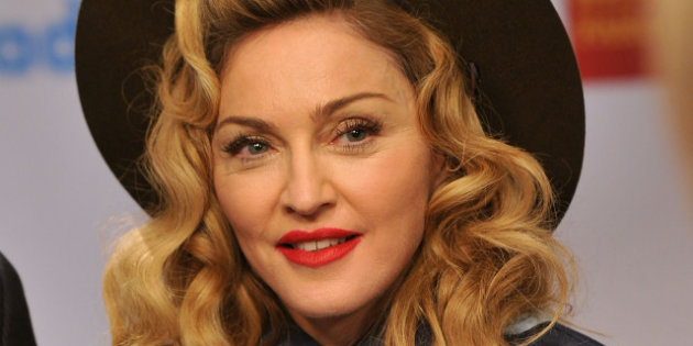 NEW YORK, NY - MARCH 16:  Madonna attends the 24th Annual GLAAD Media Awards on March 16, 2013 in New York City.  (Photo by Larry Busacca/Getty Images for GLAAD)