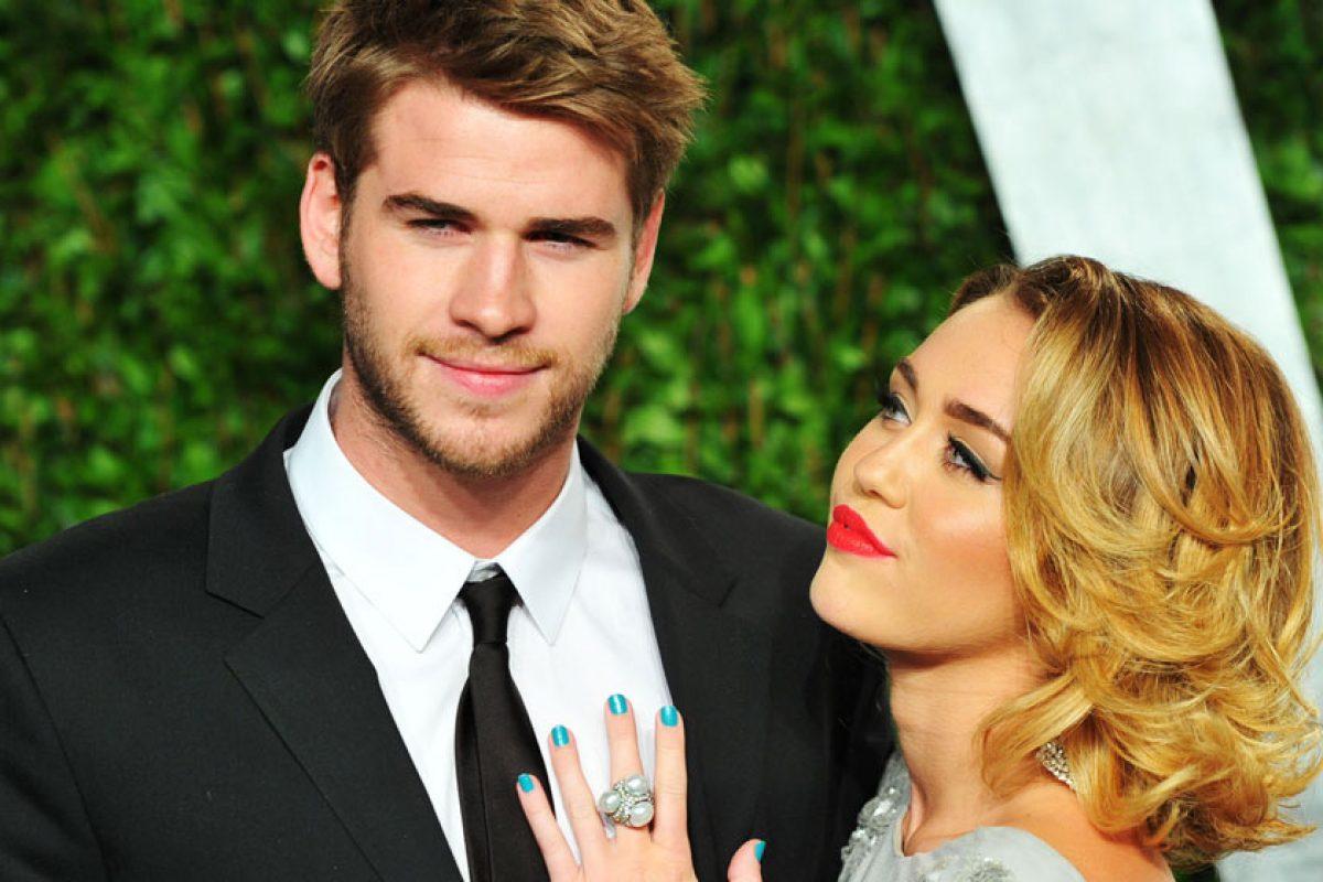 Miley Cyrus publica fotos inéditas por el cumple 28° de Liam Hemsworth
