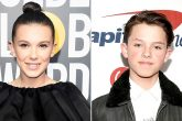 La estrella de stranger things Millie Bobby Brown genera rumores de posible novio