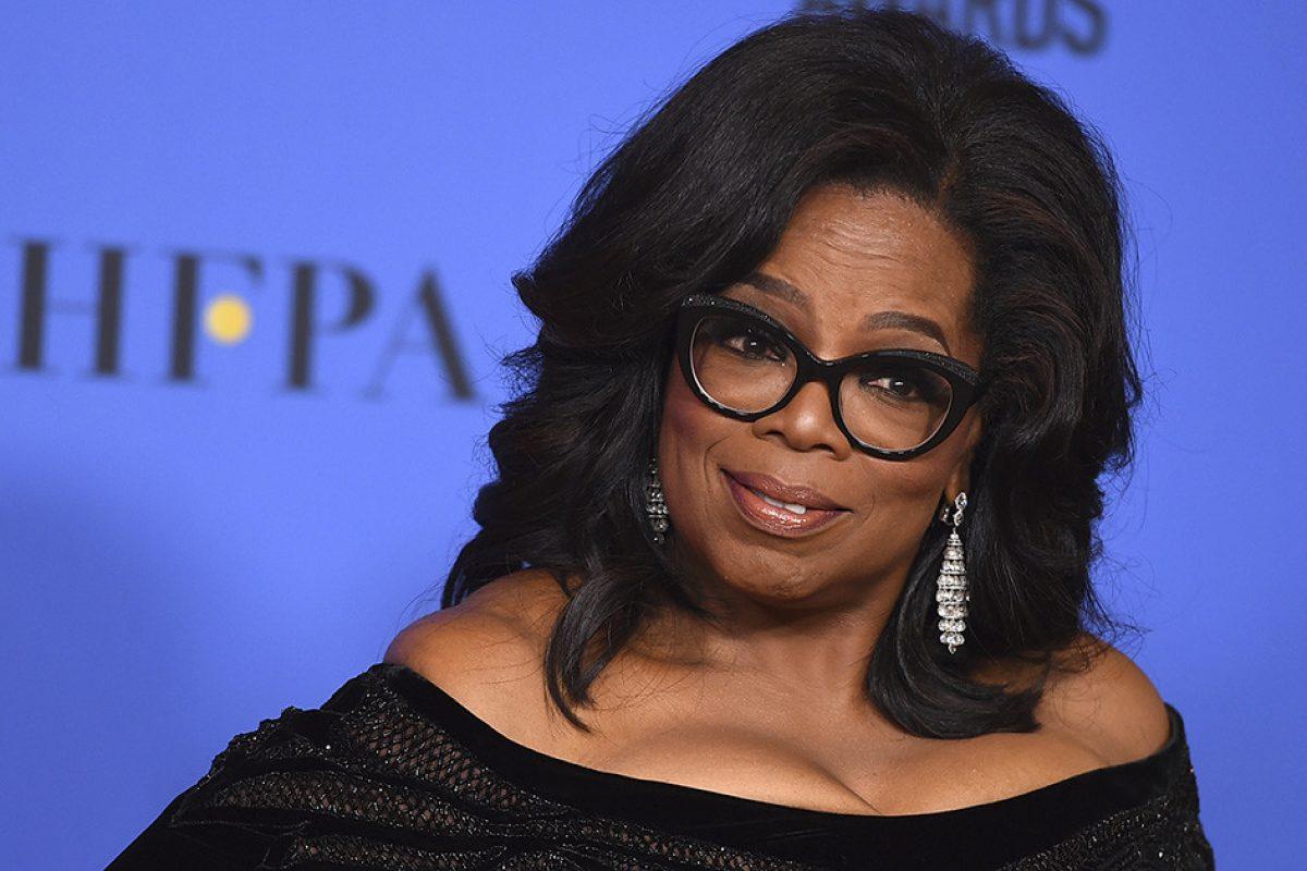 """Oprah Winfrey está """"pensando"""" en lanzarse a la presidencia de los Estados Unidos para el 2020"""