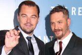 Tom Hardy se tatúa el nombre de Leonardo DiCaprio, tras perder una apuesta