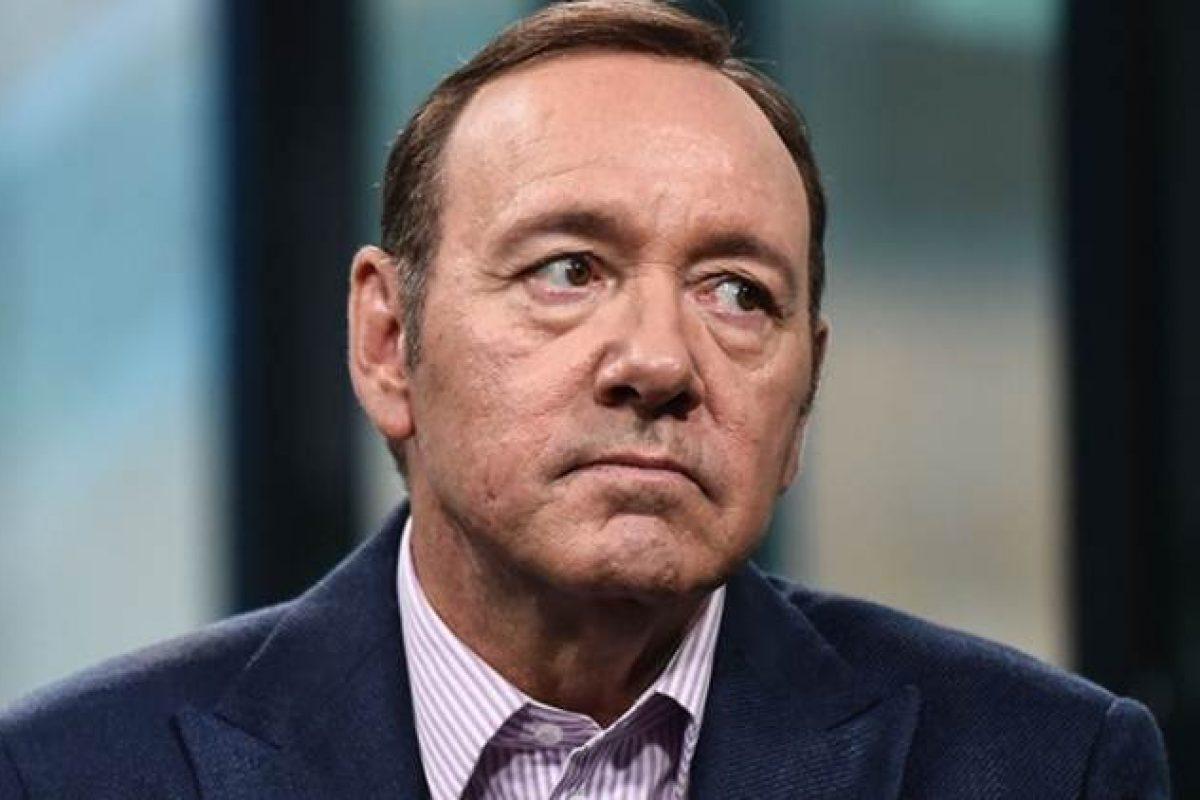 Investigan a Kevin Spacey por una tercera acusación de agresión sexual