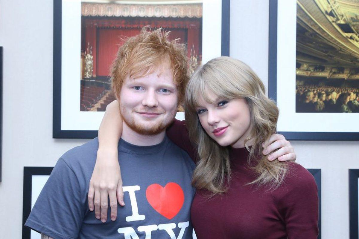 Taylor Swift estrena nuevo vídeo junto a Ed Sheeran