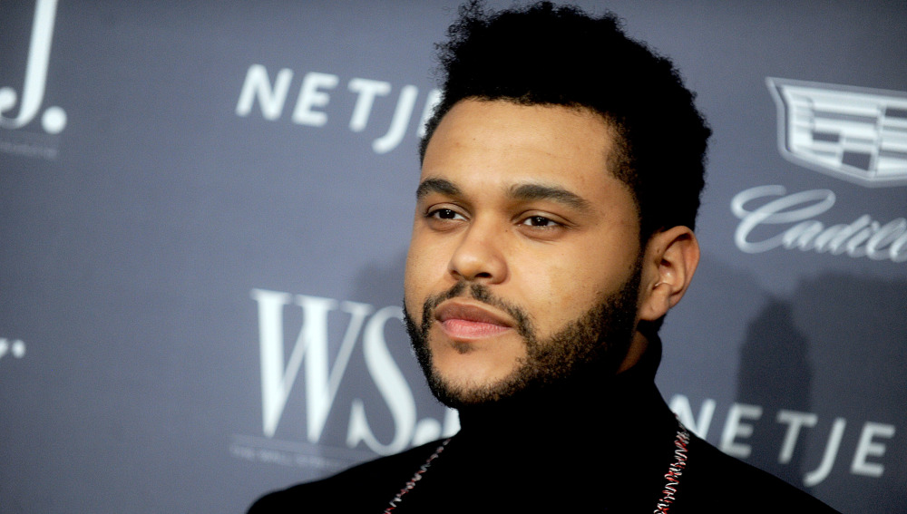 Singer The Weeknd attending the WSJ Magazine Innovator Awards in New York City, NY, USA, on November 2, 2016.