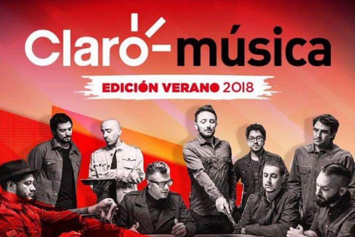 Claro Música Edición Verano presenta: No Te Va Gustar
