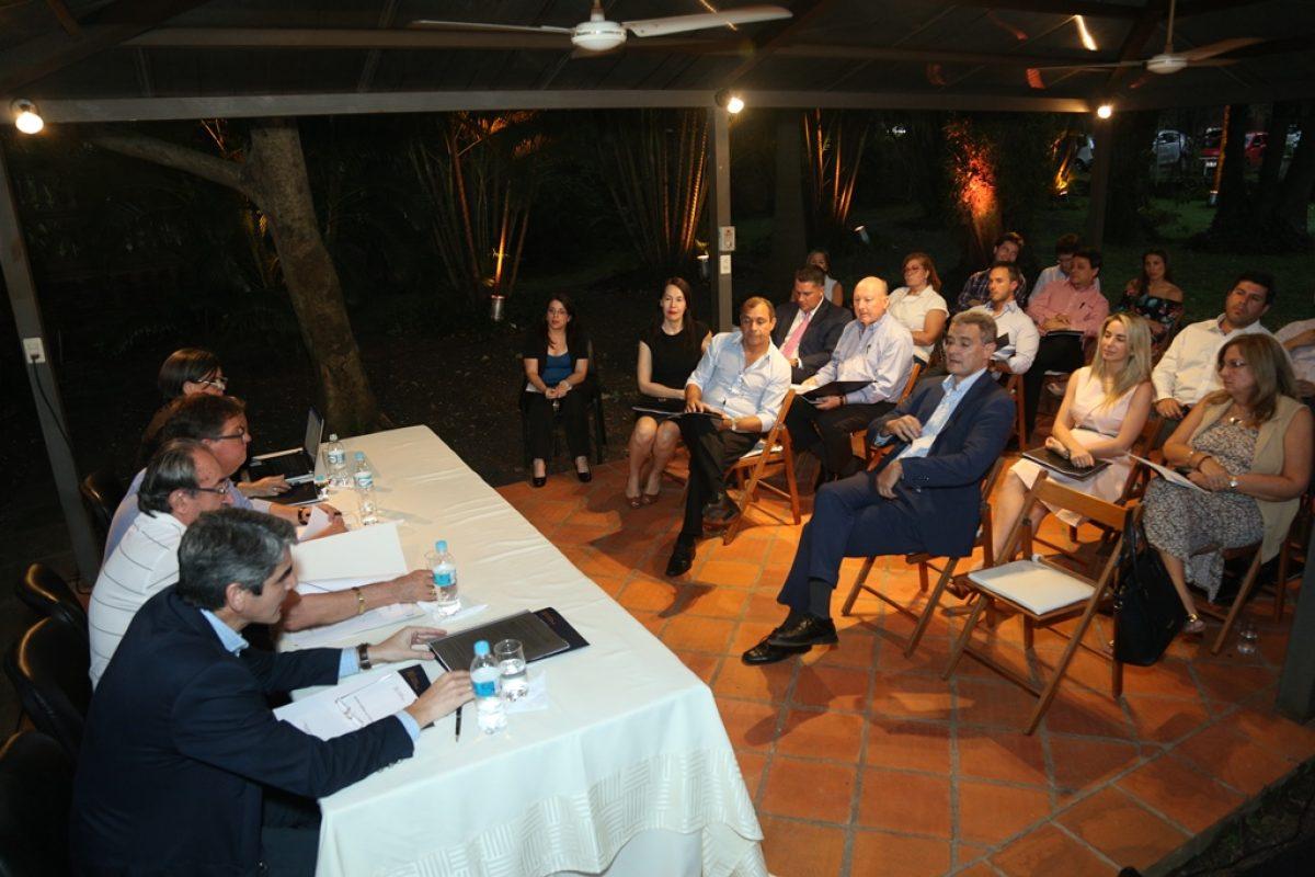 Club de Ejecutivos del Paraguay eligió nuevas autoridades