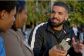 Drake destinó todo el presupuesto de su nuevo video a personas necesitadas en Miami