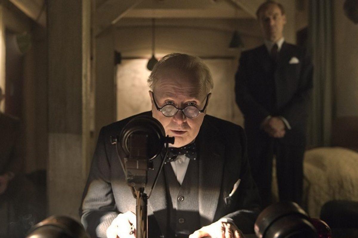 Las horas más oscuras: candidata a ganar el premio Oscar como mejor película