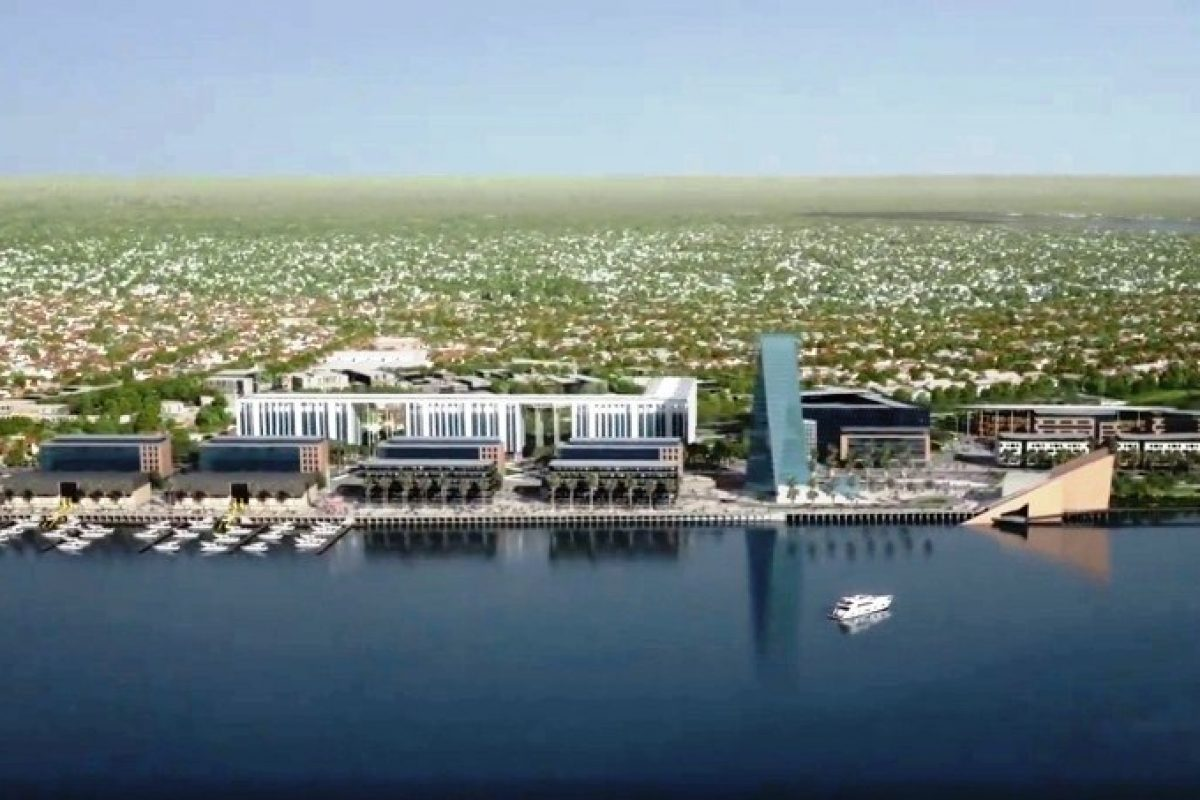 Ultiman preparativos para reconversión del puerto