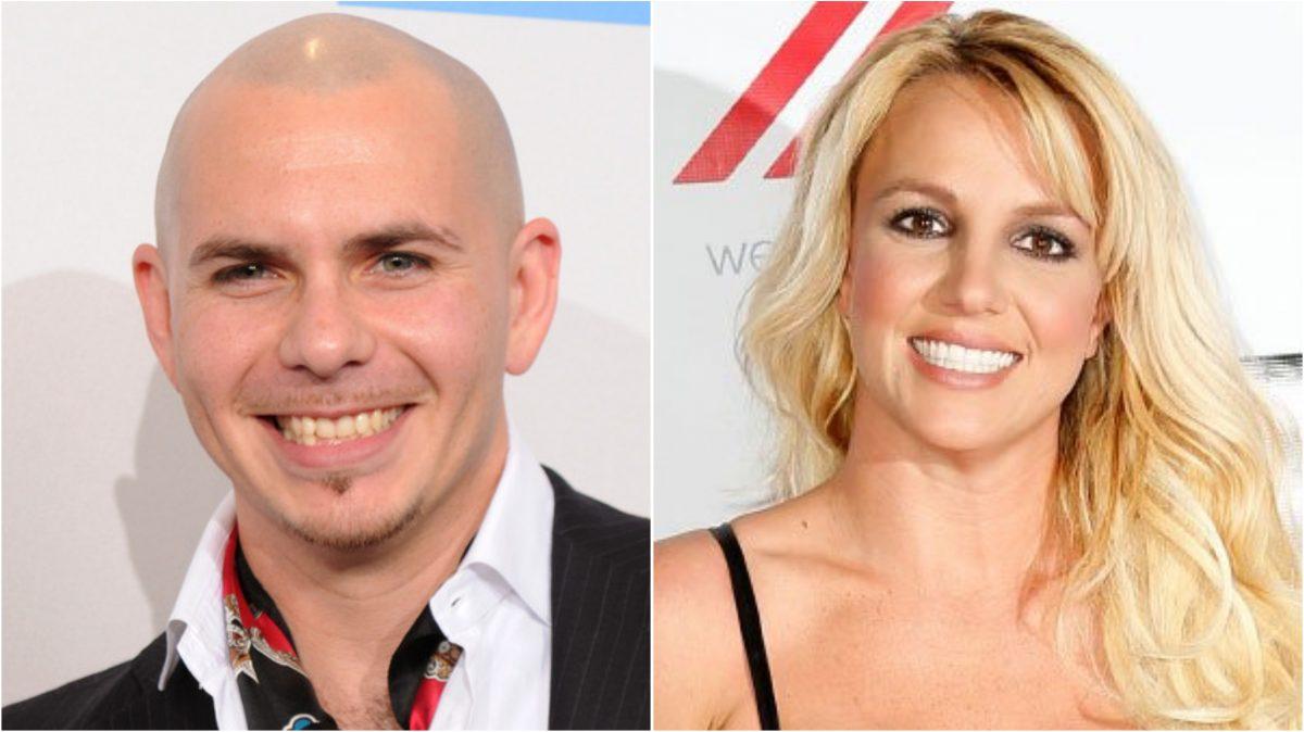 Pitbull se une a la gira de Britney Spears
