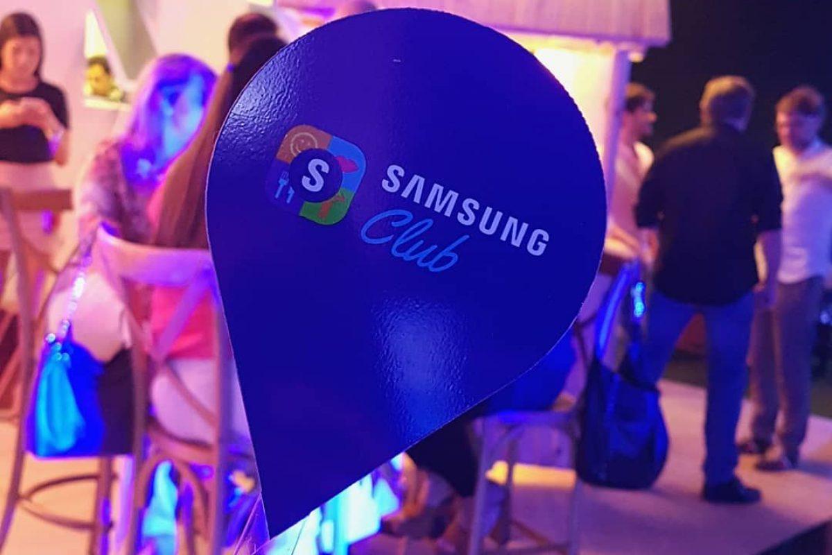 Partners de Samsung Club disfrutaron de un after office