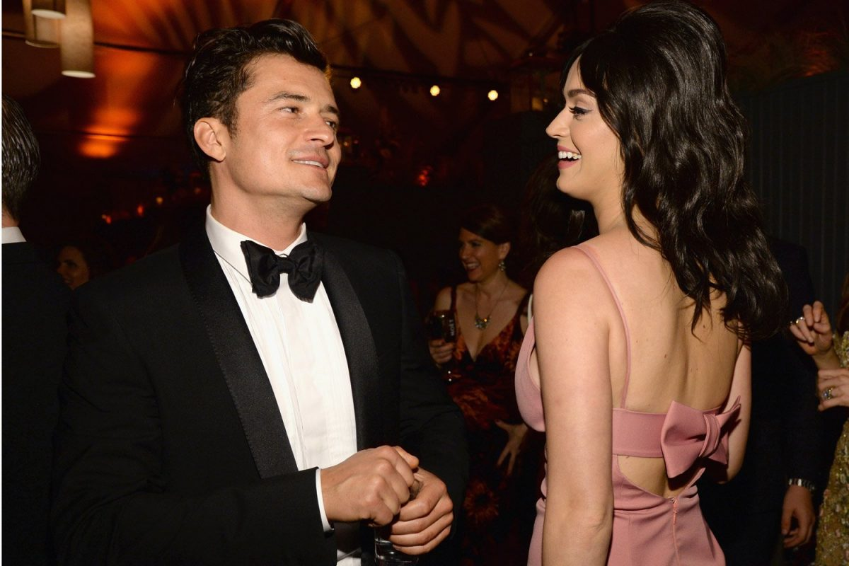Katy Perry y Orlando Bloom estarían saliendo de vuelta