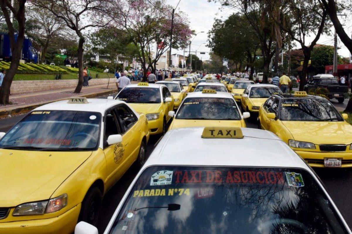 """Taxistas programan """"caos"""" para este Miércoles"""