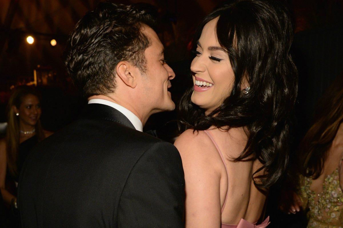 ¡Katy Perry y Orlando Bloom se comprometieron!
