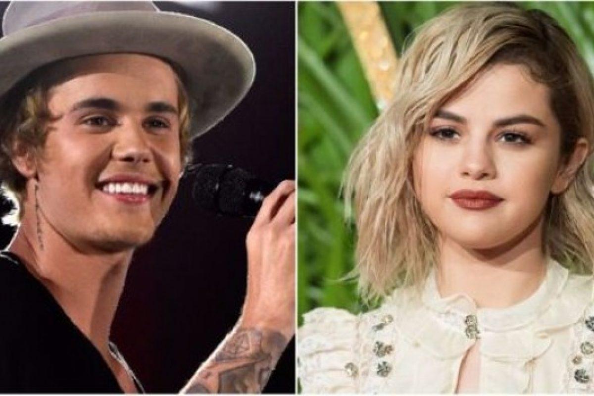 Justin Bieber llevó a Selena Gomez a la boda de su papá