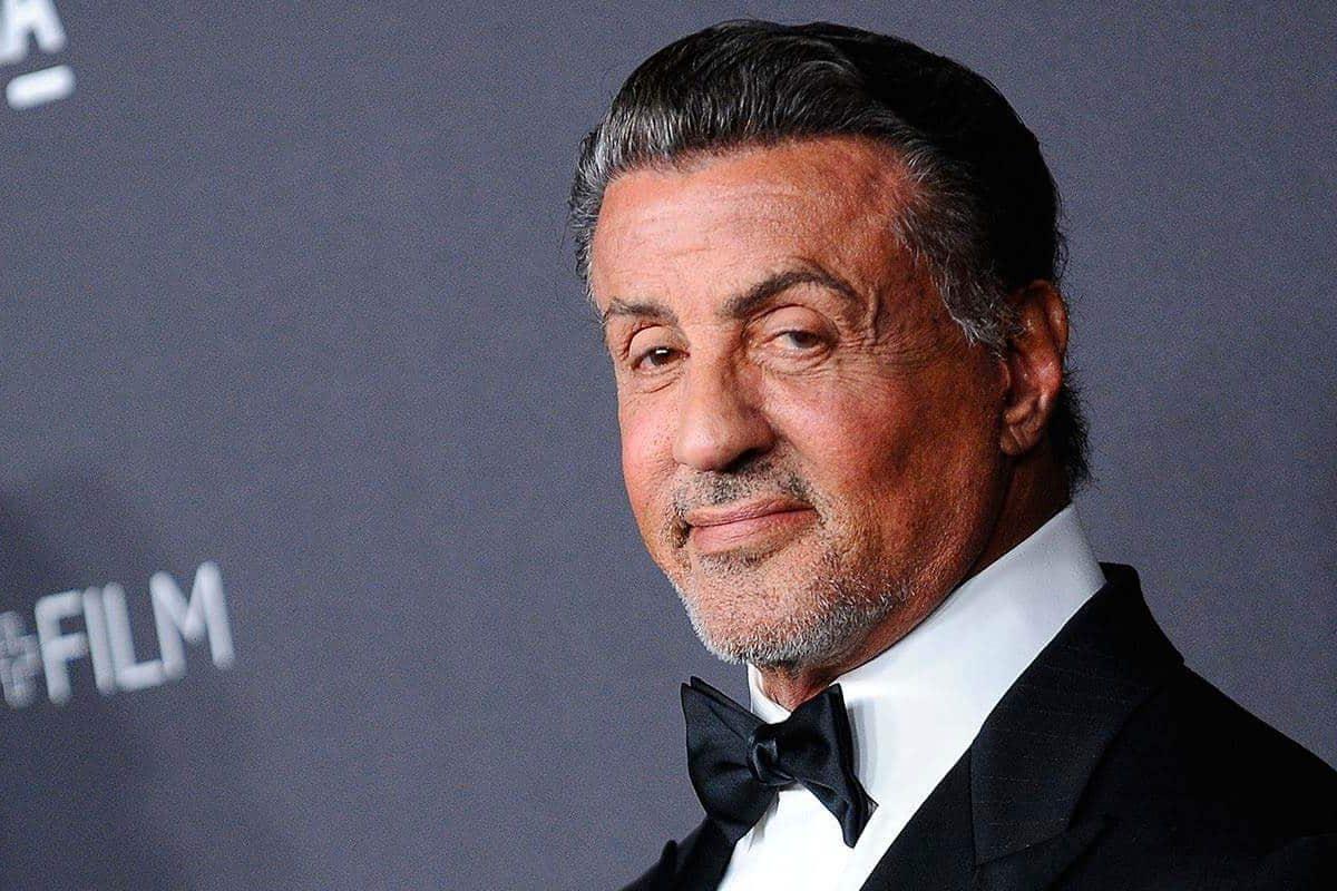 Sylvester Stallone salió a desmentir los rumores de su muerte