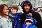 Ya nació Ciro, el tercer hijo de Lionel Messi