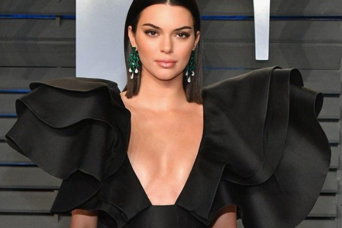 Kendall Jenner fue hospitalizada