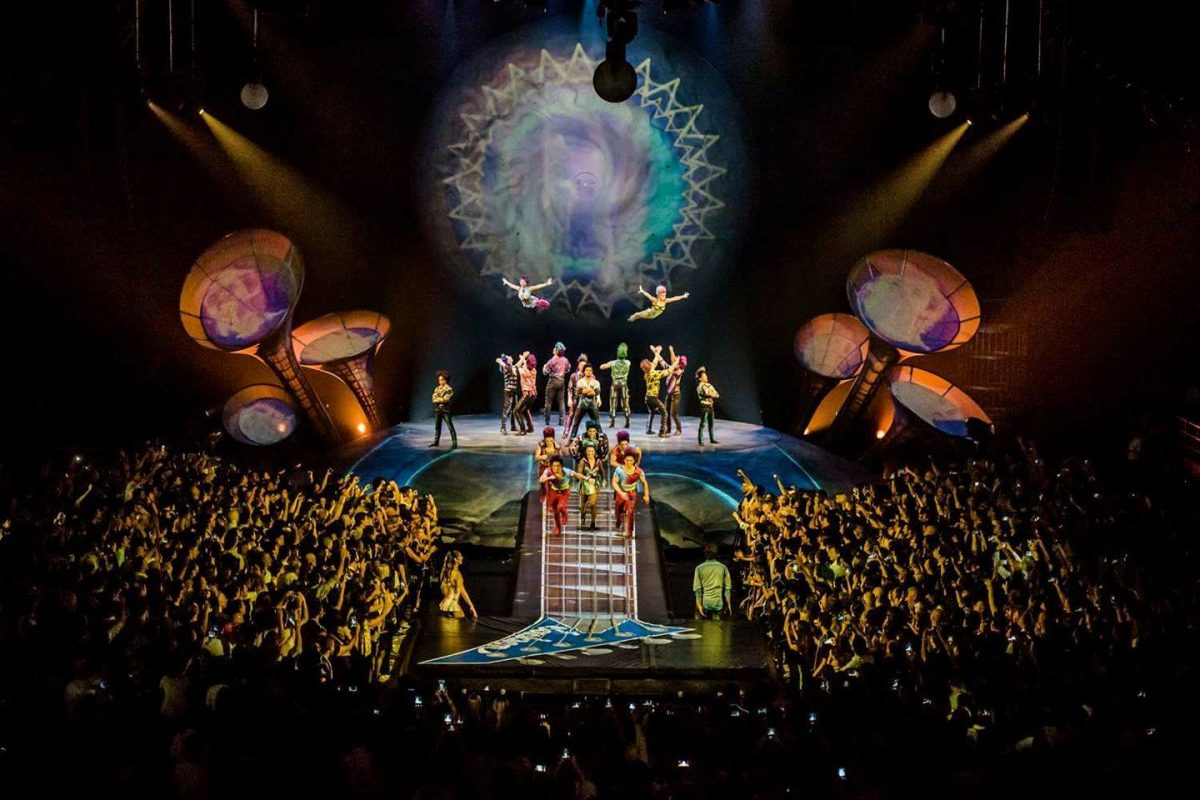 Llega a Asunción la magia del Cirque Du Soleil con SEP7IMO DÍA