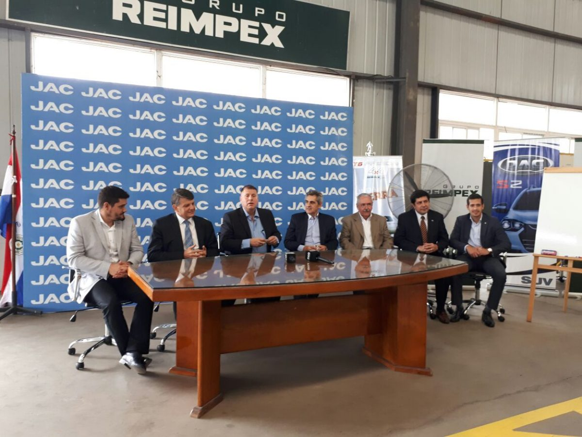 Acuerdo de Cooperación SOCMA Argentina y REIMPEX Paraguay