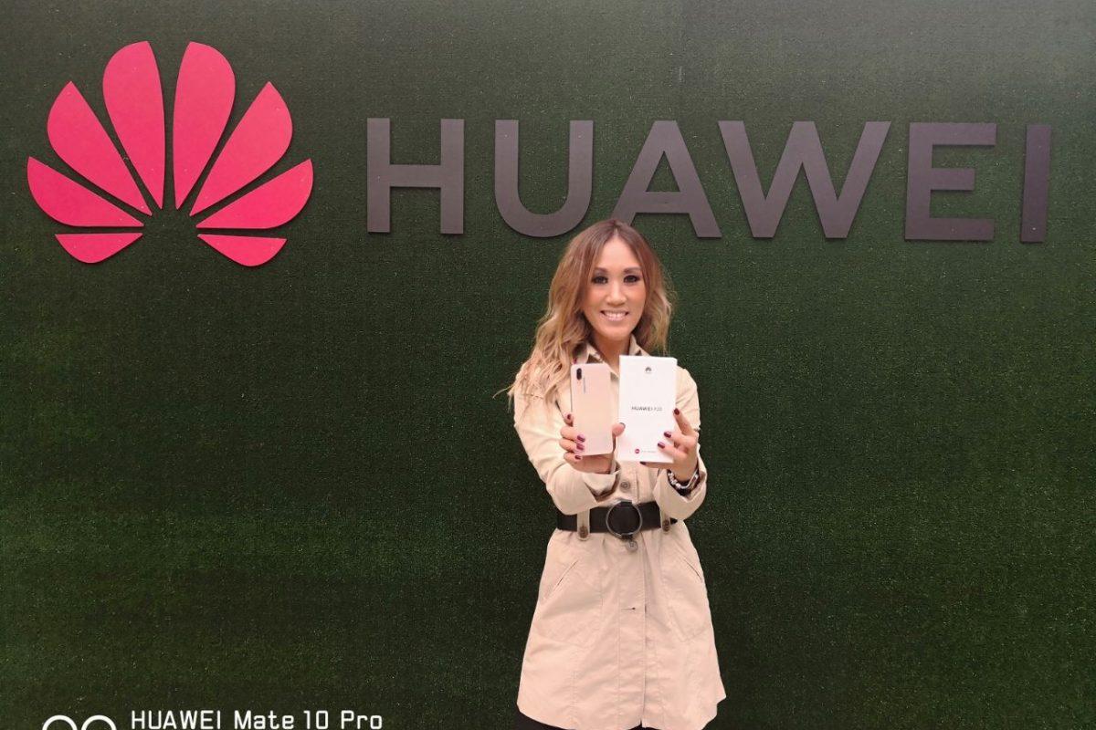 Huawei revela los nuevos HUAWEI P20 y HUAWEI P20 Pro