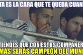 Los memes que dejó la goleada de España a Argentina