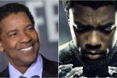 Denzel Washington le pagó la universidad al protagonista de Black Panther