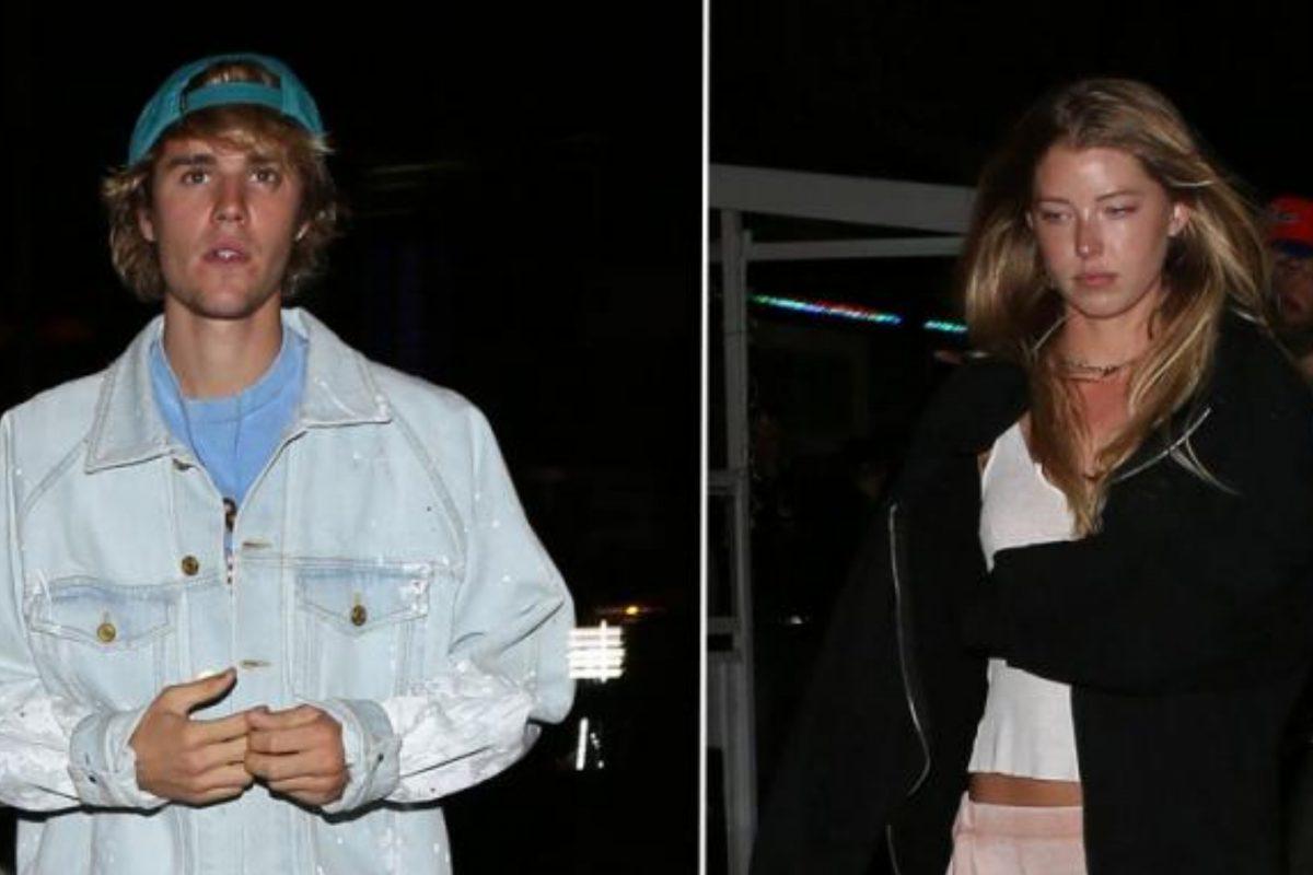 Justin Bieber estaría saliendo con una rubia misteriosa