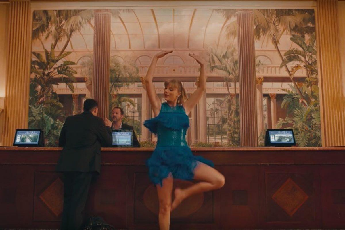 Taylor Swift estrenó nuevo vídeo