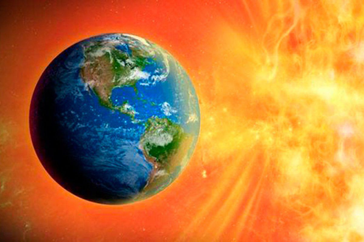 Tormenta magnética impactará la tierra en pocos días